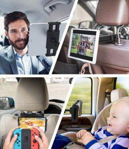 support tablette voiture AHK